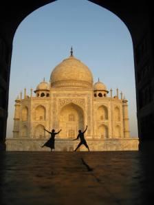 Taj Mahal Ali Polly