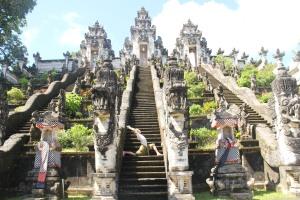 Temple yoga bali