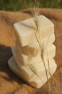 Natural soap gentle pure purity vegan