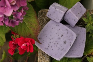 All Natural Soap - Mystic Flower