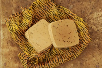 Rooibos and Honey tea soap natural