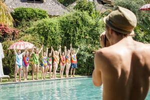 Yoga teacherTraining Bali Yoga Frog