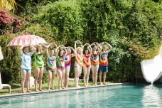 Yoga teacher Training Bali Yoga Frog