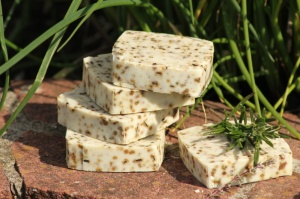 Soap all natural herbal essential oils