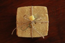 Christmas presents natural soap hand made