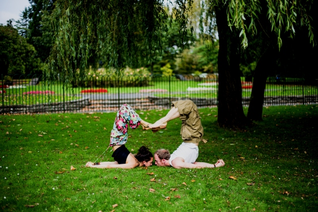 Yoga Yoga frog park pontypridd wales uk asana postura love