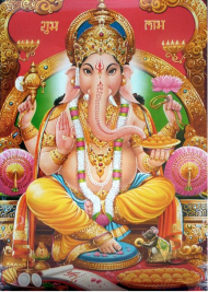 Ganesh - The Lord of New Beginnings
