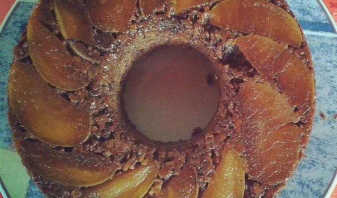 Go Bananas Cake