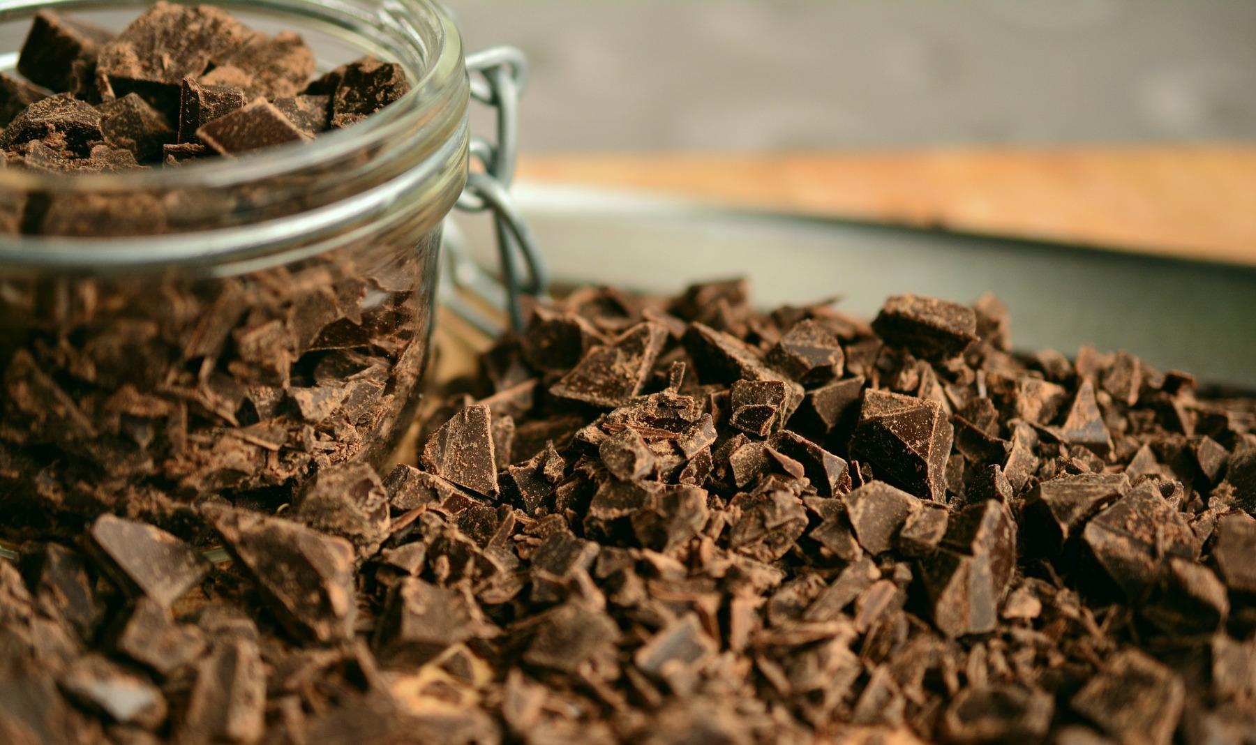 chocolate healthy raw